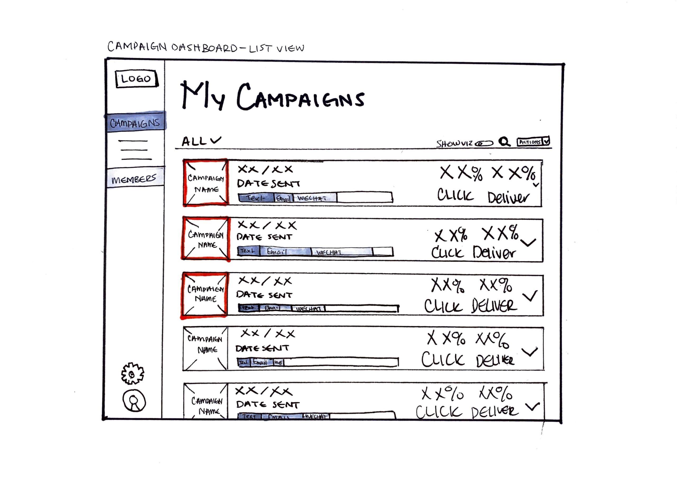Sketch-CampaignDashboard-List